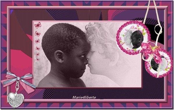 Noir ou blanc... Quelle importance - KDO de... MARYSE...