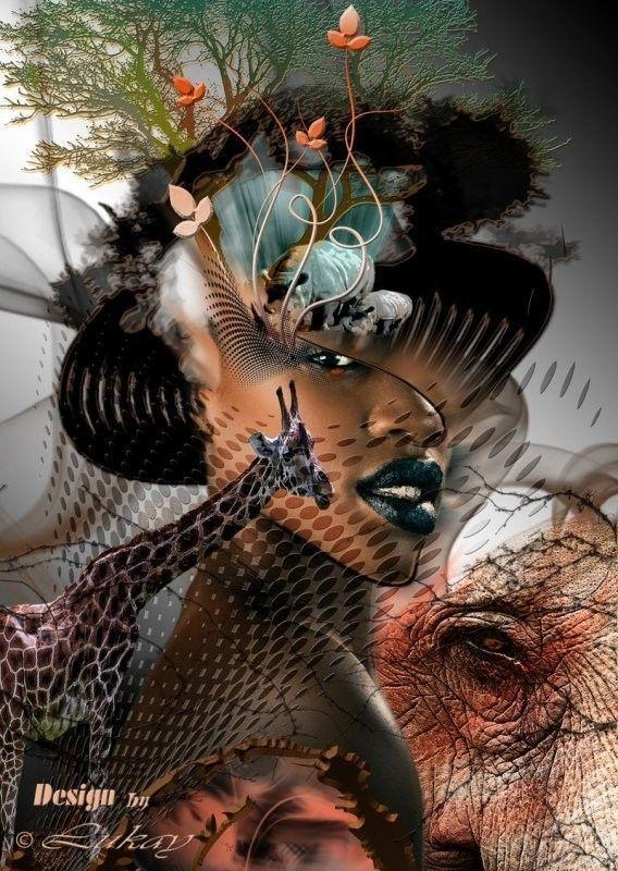 Fantaisie africaine...