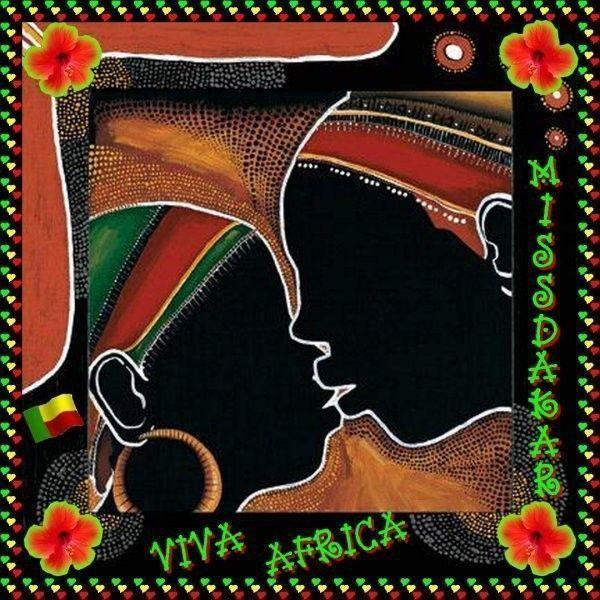 """""""Viva Africa. Miss Dakar""""..."""