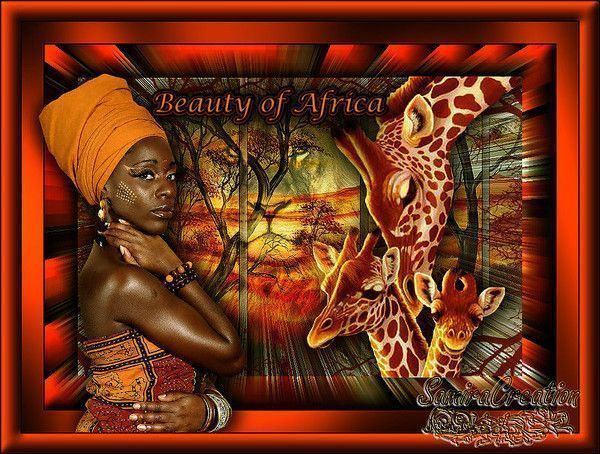 """""""Beauty of Africa""""..."""